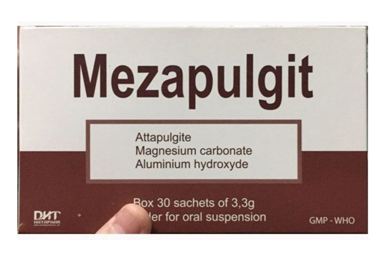 tìm hiểu về thuốc Mezapulgit