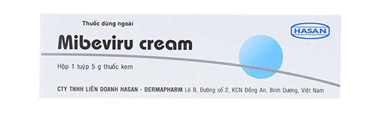 mibeviru cream