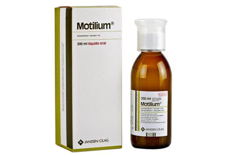 cách dùng motilium cho trẻ sơ sinh