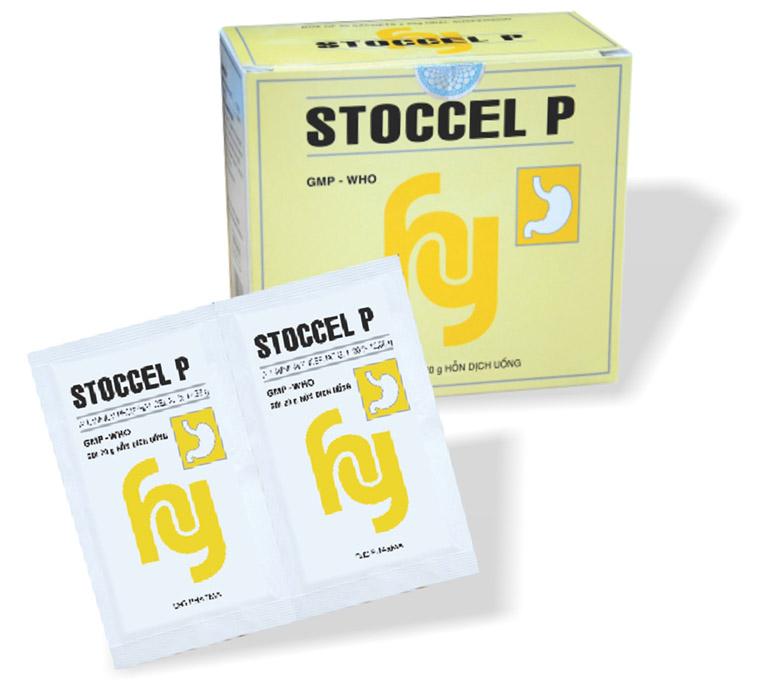 thông tin thuốc Stoccel P