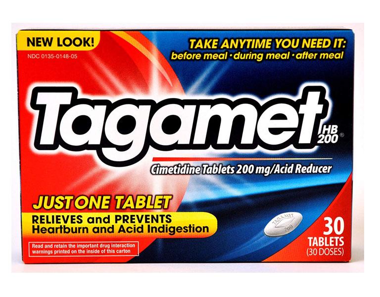 thông tin về thuốc Tagamet