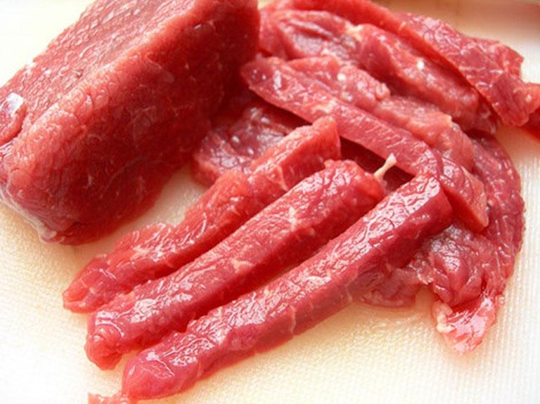 Ăn thịt nạc giúp cải thiện sức khỏe hệ tiêu hóa