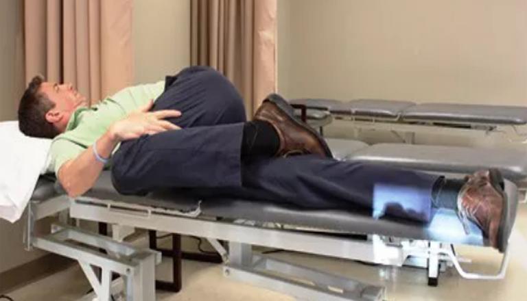 vật lý trị liệu điều trị gai cột sống