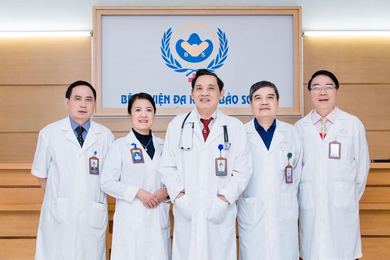 Thăm khám và điều trị thoát vị đĩa đệm tại Bệnh viện Đa khoa Bảo Sơn 2