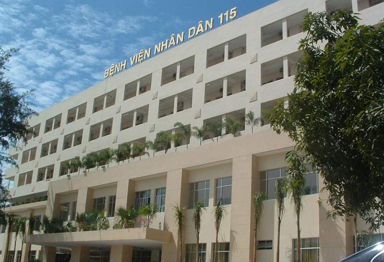 Khám viêm đại tràng tại Bệnh viện Nhân dân 115