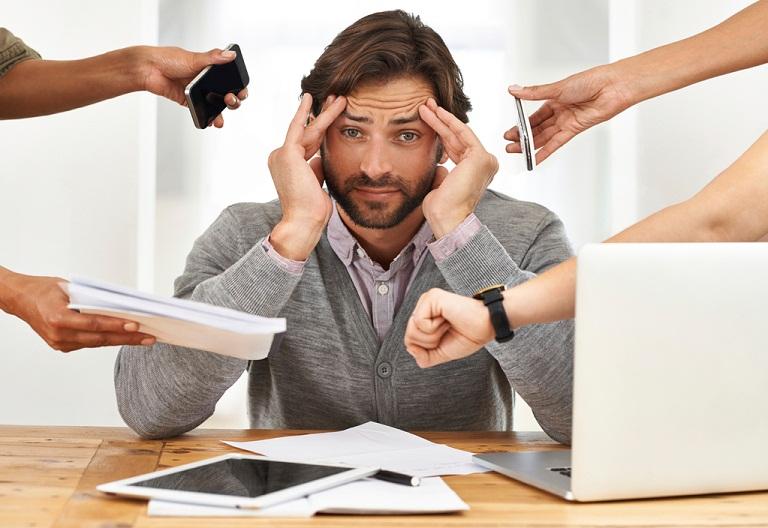 Cách giảm căng thẳng và ngủ ngon hơn