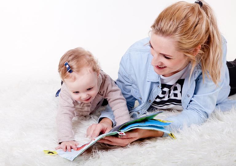 Thói quen tốt giúp trẻ dễ dàng đi vào giấc ngủ