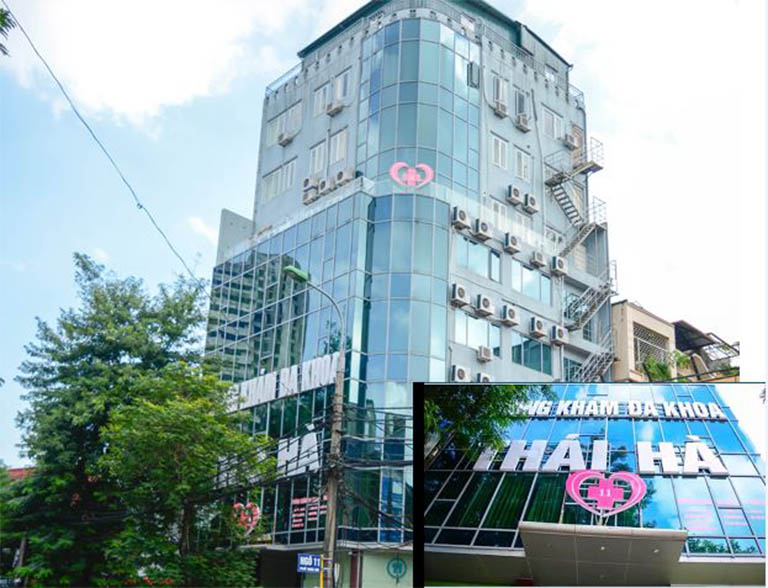 Phòng khám Đa khoa Thái Hà