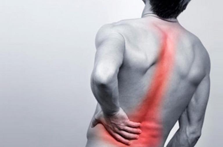 nguyên nhân đau lưng sau khi ngủ