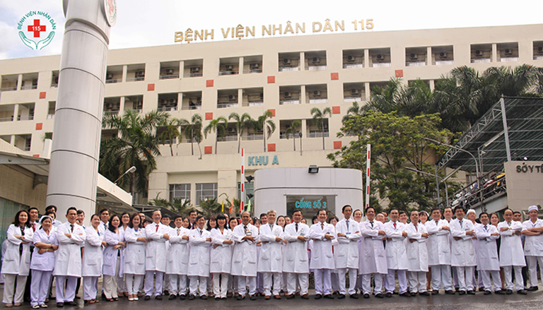 Thăm khám và điều trị ung thư đại tràng tại Bệnh viện nhân dân 115