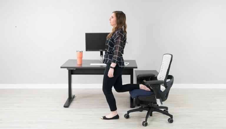 Động tác giúp giảm đau hiệu quả vùng hông và lưng dưới