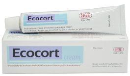 Thuốc bôi da Ecocort