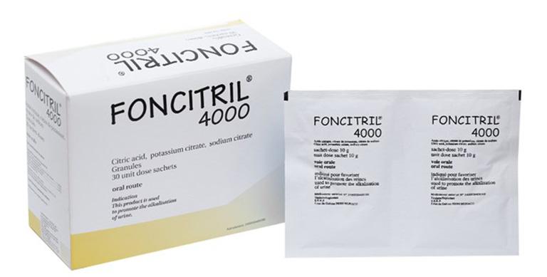 Foncitril 4000 mg