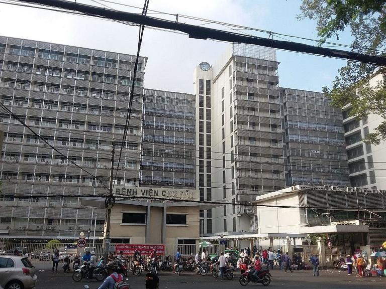 Khám chữa viêm tai giữa tại bệnh viện Chợ Rẫy TPHCM