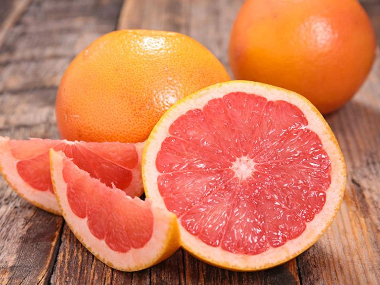 lợi ích của trái cây có múi