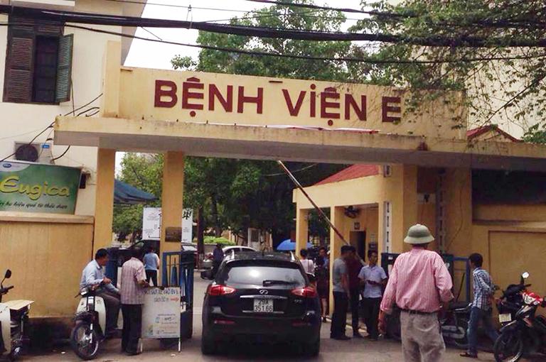 Chẩn đoán và mổ viêm ruột thừa tại Trung tâm Tiêu hóa - Bệnh viện E Hà Nội