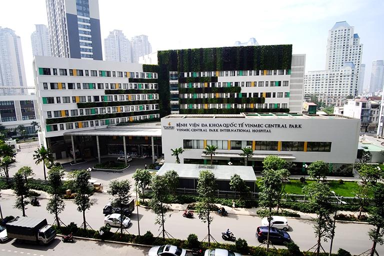 Chẩn đoán và mổ viêm ruột thừa tại Bệnh viện Đa khoa Quốc tế Vinmec Central Park