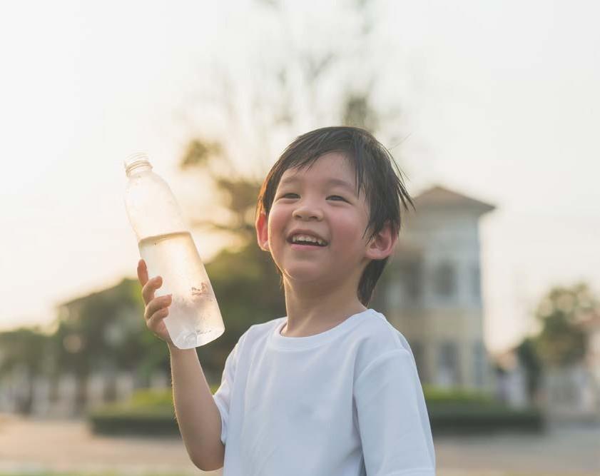 nước uống cho trẻ em