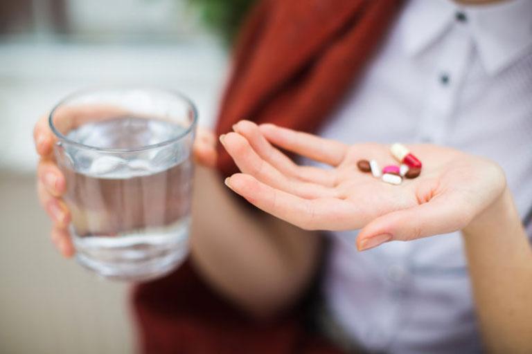 thuốc omicap kit uống trước hay sau ăn