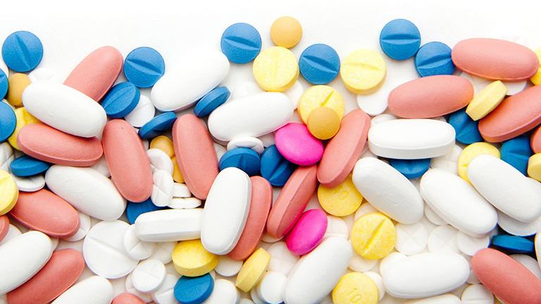 tương tác thuốc Ospamox