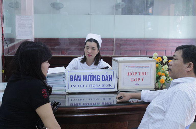 dịch vụ khám chữa bệnh tại phòng khám 28B Điện Biên Phủ