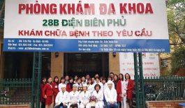 phòng khám 28B Điện Biên Phủ