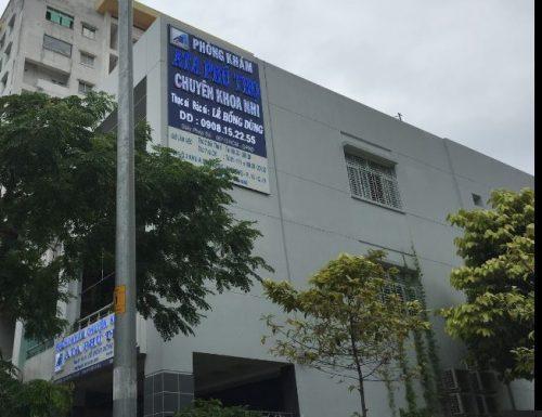 Phòng khám Nhi - bác sĩ Lê Hồng Dũng