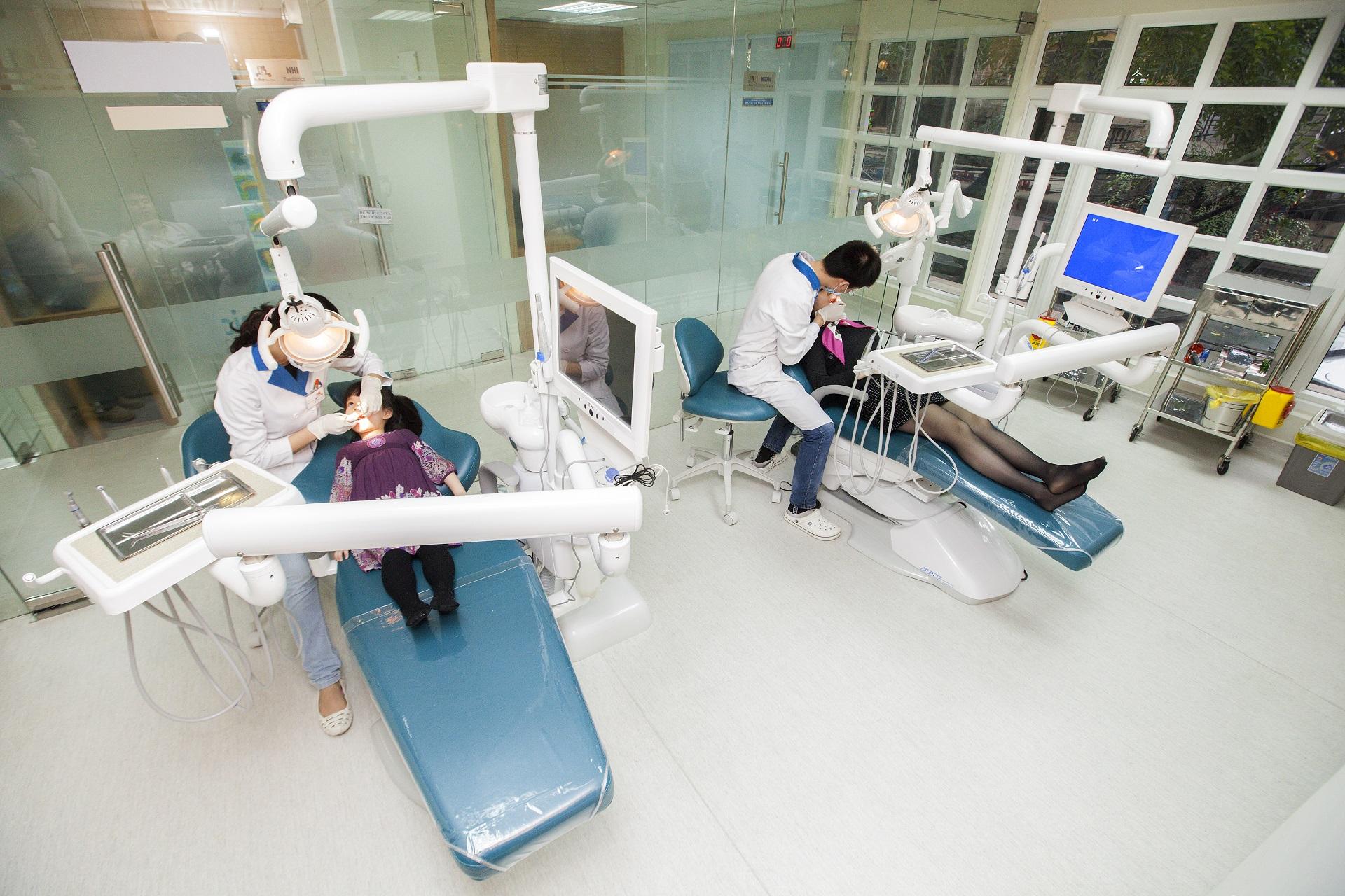 phòng khám Răng Hàm Mặt - Bác sĩ Nguyễn Kim Ngọc