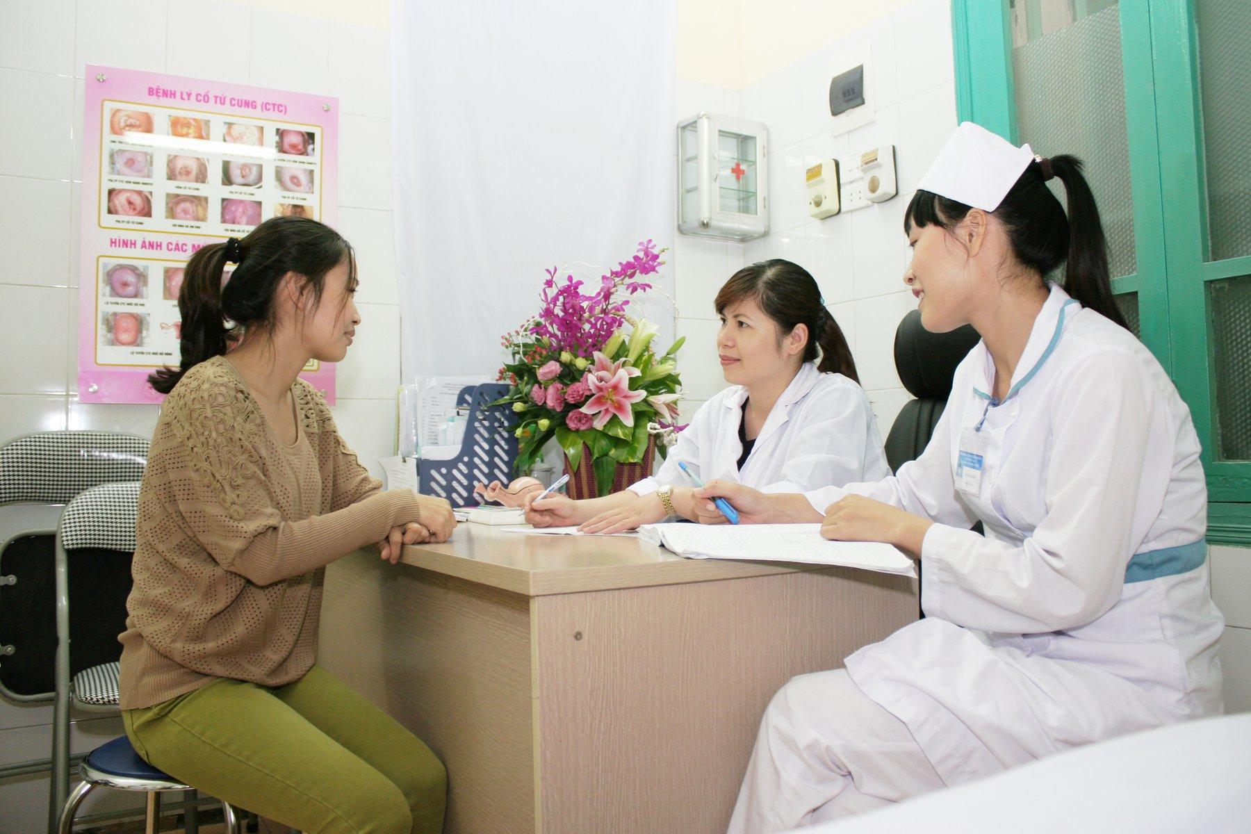 Phòng khám Sản phụ khoa - Bác sĩ Vũ Thị Thanh Hà