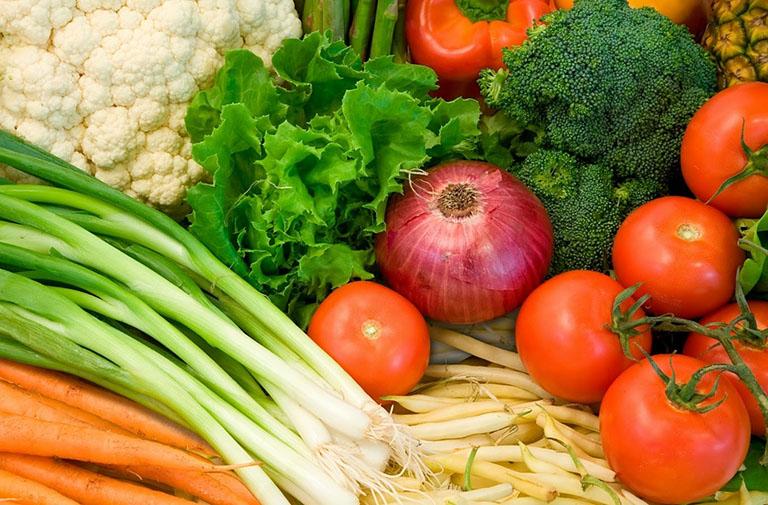 bệnh gout nên ăn rau gì