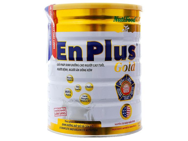 Sữa Enplus Gold của công ty Nutifood