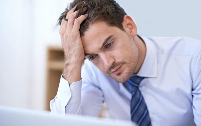 Stress - Thói quen xấu ảnh hưởng đến sức khỏe