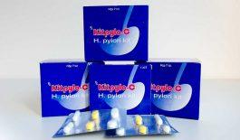 Thuốc Kitpylo-c điều trị các bệnh về đường tiêu hóa