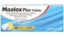 Thuốc Maalox có tác dụng làm giảm dịch vị acid dạ dày