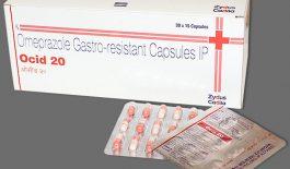 Thuốc Ocid điều trị các bệnh lý về đường tiêu hóa