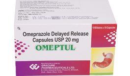 Tìm hiểu các thông tin về thuốc Omeptul