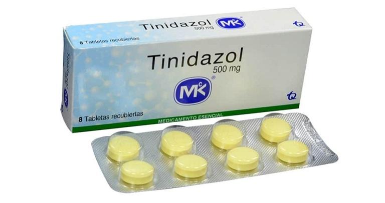 Thuốc Tinidazol
