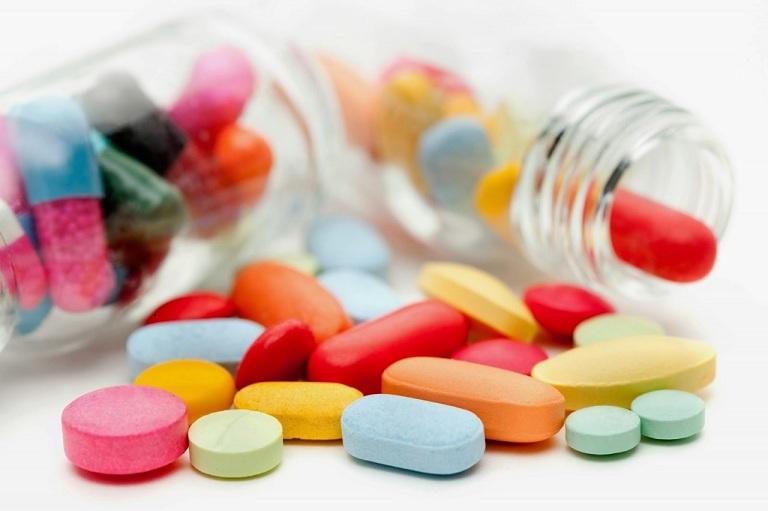 Sử dụng thuốc kháng sinh để điều trị bệnh