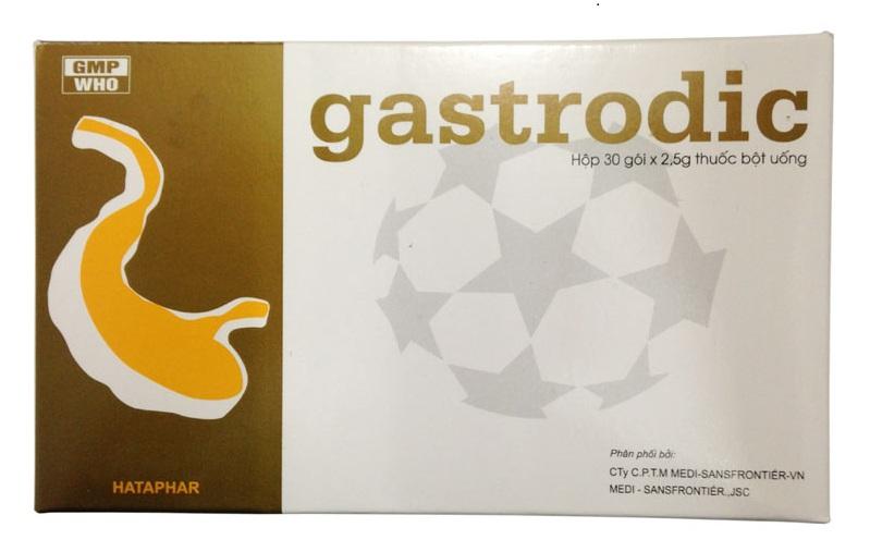 Thuốc Gastrodic