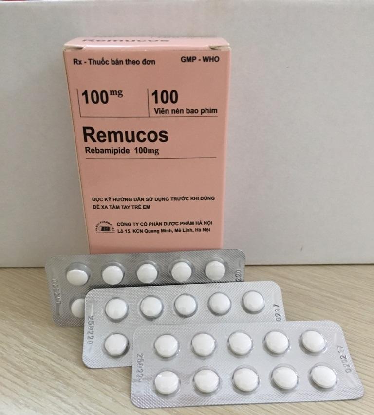 Thuốc remucos