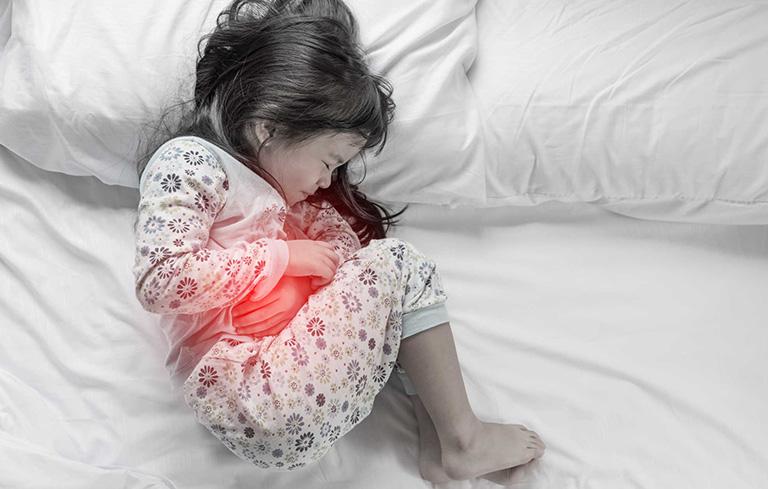 đau ruột thừa gây nôn trớ