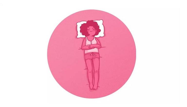 Ngủ ở tư thế này sẽ làm giảm áp lực của cuộc sống