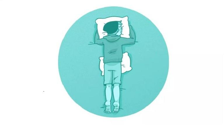 Cách ngủ này sẽ làm cải thiện liên kết cột sống