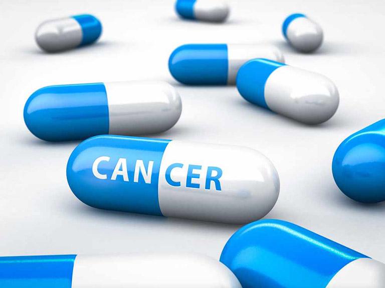 ung thư dạ dày di căn phổi