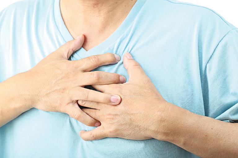 ung thư dạ dày di căn sang phổi