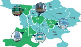 Trung tâm Y khoa Phước An với 5 cơ sở