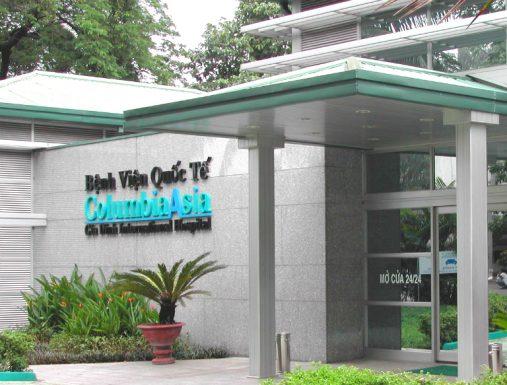 Bệnh viện Columbia Asia Gia Định tọa lạc tại quận Bình Thạnh, TP.HCM.