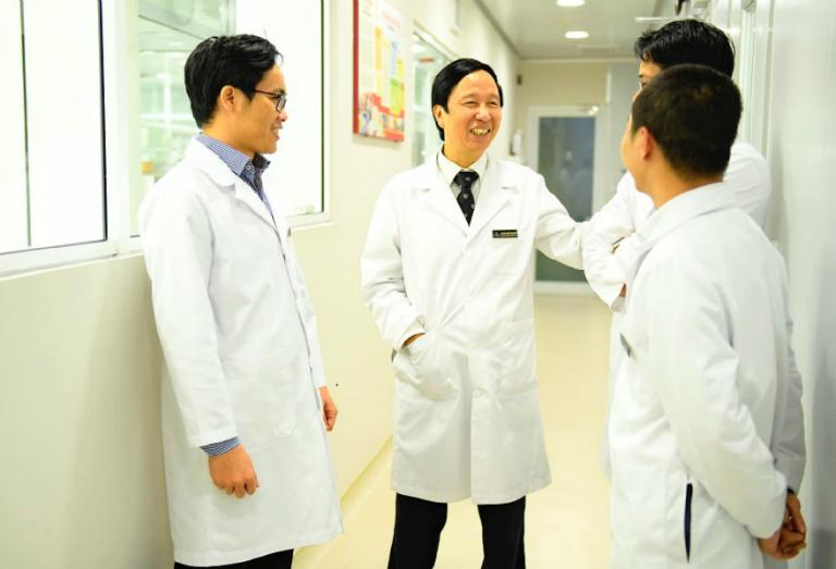 Các bác sĩ của bệnh viện Columbia Asia Gia Định đã có nhiều kinh nghiệm trong việc khám và chữa bệnh.