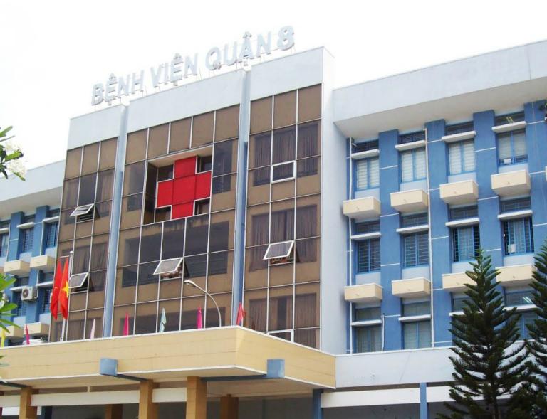Bệnh viện quận 8 là một bệnh viện đa khoa hạng II, tọa lạc ngay tại trung tâm của quận 8, TP. HCM.