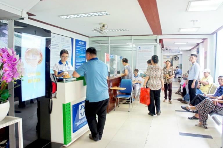 Bệnh viện Thánh Mẫu có cơ sở hạ tầng, cơ sở vật chất đạt tiêu chuẩn chất lượng cao.
